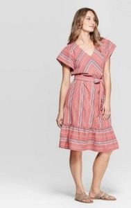 Universal Thread Dolman Stripe Dress